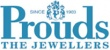 Prouds the Jewellers Logo