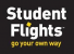 Student Flights Logo