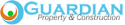 Guardian Property and Construction Logo
