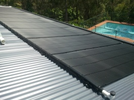 Eco Solar Pool Heating, Stapylton