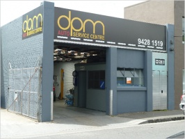 DPM Car Service Centre, Richmond