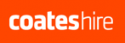 Coates Hire Logo